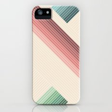 Vintage Geometric iPhone (5, 5s) Slim Case