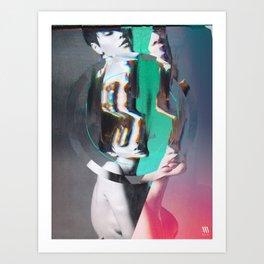 DAUGHTERS OF NYX #1 Art Print
