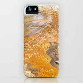 Yellowstone Colors No. 2 iPhone Case