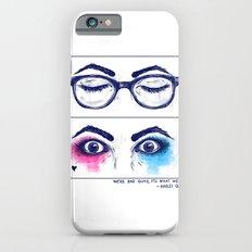 Harley Quinn. Awake for evil. Slim Case iPhone 6s