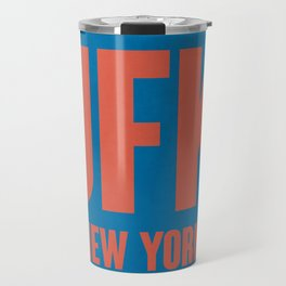 JFK New York Luggage Tag 1 Travel Mug