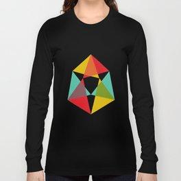 Triangles Long Sleeve T-shirt