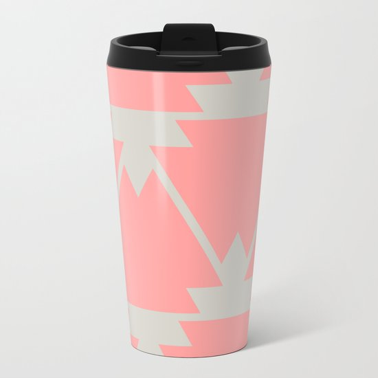 02A Metal Travel Mug