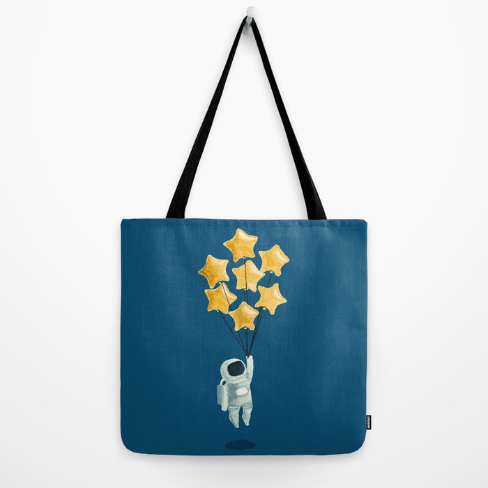 Astronaut's dream Tote Bag