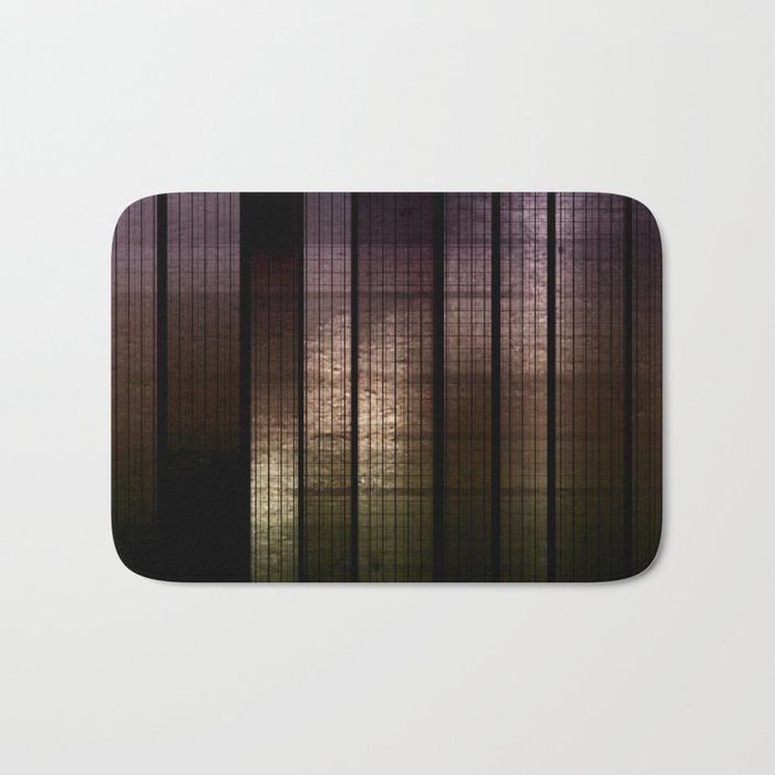 metal world Bath Mat