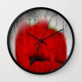 poppylove Wall Clock