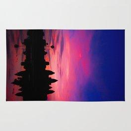 Angkor Sunrise Rug