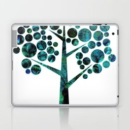 Leslie harlow fantasy Tree 5 Laptop & iPad Skin