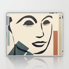 Abstract Face III Laptop & iPad Skin