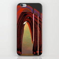 Entrance To The Unknown / Elephant 2 / 13-09-16 iPhone & iPod Skin