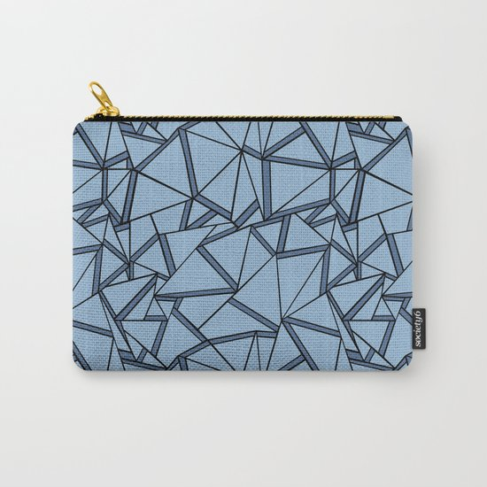 Ab 2 Blues Carry-All Pouch