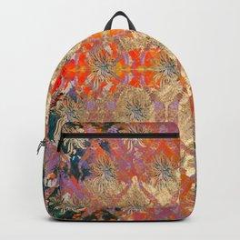 Mirrored Ogee Backpack