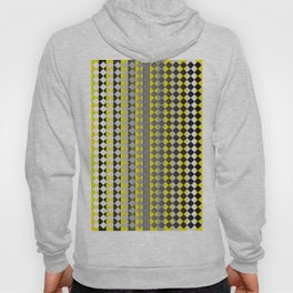 Lines and Squares Hoody