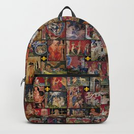 Apocalypse Tapestry Backpack