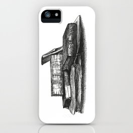 Books 2 iPhone Case