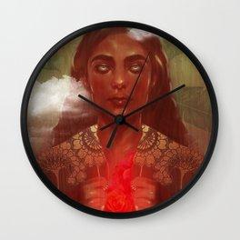 I belong to you Wall Clock