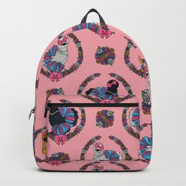 Silkie Chickens Backpack