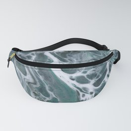Waves crashing Fanny Pack