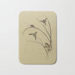 Orchid Sonata Bath Mat