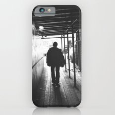 lonely guy silhouette Slim Case iPhone 6s