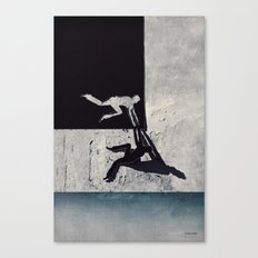 Don't fall Canvas Print