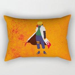 Fourth Hokage Rectangular Pillow
