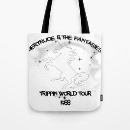 Unicorn World Tour Tote Bag