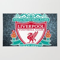 liverpool Area & Throw Rugs featuring LIVERPOOL by Acus