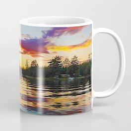 Up North Sunset Coffee Mug