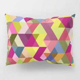 Platonic triangles Pillow Sham