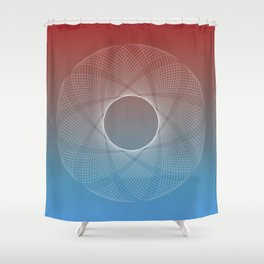 Esferic World Shower Curtain