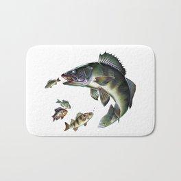 Freshwater Fish Bath Mat
