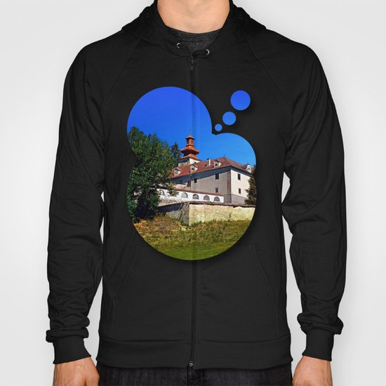 Waldenfels castle, south side Hoody