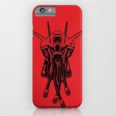 Gundam Black Slim Case iPhone 6s