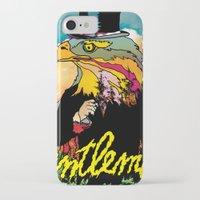gentleman iPhone & iPod Cases featuring Gentleman by dogooder