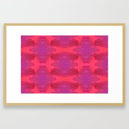 modern and abstract background Framed Art Print