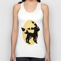 umbreon Tank Tops featuring Umbreon by Polvo