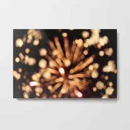 Prime Fireworks 5 Metal Print