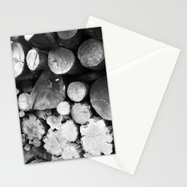 Lumber Stationery Cards