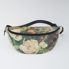 Floral Bunch Fanny Pack