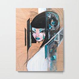 Perception  Metal Print
