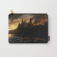 Harry Potter - Hogwart's Burning Carry-All Pouch