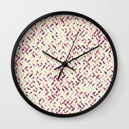 Cranberry Salad Wall Clock