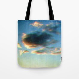 Cloud on the Other Side Tote Bag
