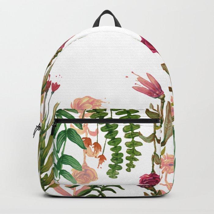 garden on mirror Backpack