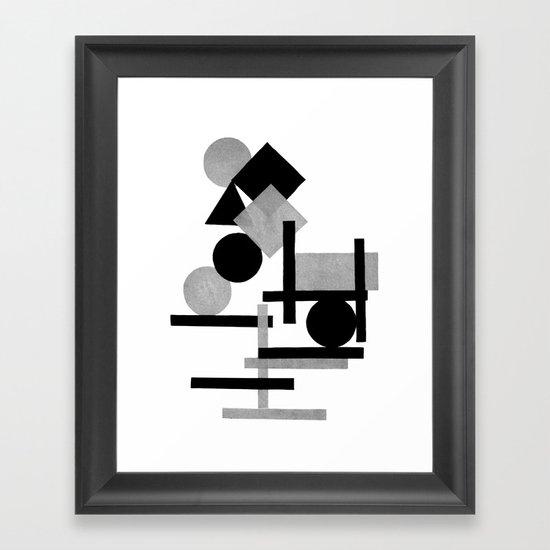 Shampagne Framed Art Print