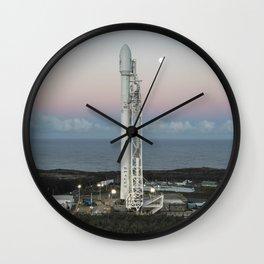 Iridium-1 Mission (2017) Wall Clock