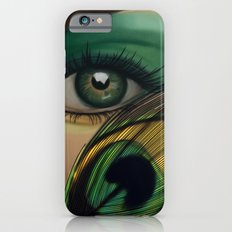 Through The Eye Of A Peacock iPhone 6s Slim Case