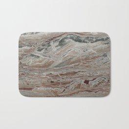 Arabescato-Orobico Fine Marble Bath Mat