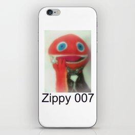 Zippy 007 iPhone Skin